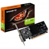 Видеокарта geforce Gigabyte GeForce GT 1030 1252Mhz PCI-E 3.0 2048Mb 6008Mhz 64 bit DVI HDMI HDCP Low Profile [GV-N1030D5-2GL], купить за 5 090 руб.