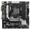 Материнская плата ASRock A320M Pro4  Soc-AM4 AMD A320 mATX DDR4 SATA3, купить за 4 360руб.