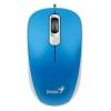 Genius DX-110 USB, синяя, купить за 560руб.