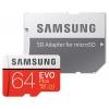 Карта памяти Samsung MB-MC64GA/RU (с SD-адаптером), купить за 1 505руб.