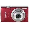 Цифровой фотоаппарат Canon IXUS 185, красный, купить за 6 335руб.