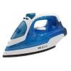 Утюг Kelli KL-1623, белый/синий, купить за 1 000руб.