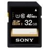 Карту памяти SDHC Sony SF-32UY 32Gb, купить за 2055руб.