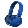 Гарнитура для телефона Sony MDR-XB950B1/L, синяя, купить за 8 060руб.