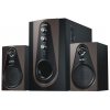 Компьютерная акустика Perfeo Scenic, Черно-коричневая, купить за 2 265руб.