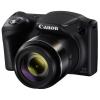 Цифровой фотоаппарат Canon PowerShot SX430 IS, черный, купить за 12 065руб.