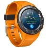 Умные часы Huawei Watch 2 Sport 4G (LEO-L09S), оранжевые, купить за 21 975руб.
