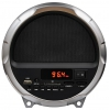 Портативная акустика Ginzzu GM-886B, черная, купить за 2 675руб.