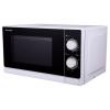 Микроволновая печь Sharp R-6000RW, белая с черным, купить за 3 945руб.