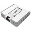 Роутер wifi MikroTik mAP lite (RBmAPL-2nD), 802.11n, купить за 1 490руб.