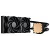 Кулер Cooler Master MasterLiquid 240 (СВО для процессора), купить за 5 260руб.