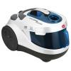 Пылесос Hoover HYP 1600 019, белый/синий, купить за 6970руб.