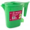 Электрочайник Мастерица ЭЧ 0,5/0,5-220, зеленый, купить за 625руб.