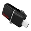 Usb-флешка SanDisk Ultra Android Dual Drive OTG 256GB, USB 3.0, черная, купить за 5 570руб.