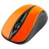 Мышка Gembird MUSW-325-O USB, оранжевая, купить за 440руб.