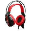 Гарнитура для пк Redragon Chronos, красно-черная, купить за 1 390руб.
