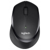 Мышь Logitech Wireless Mouse B330 Silent Plus, чёрная, купить за 2375руб.