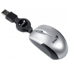 Мышка Genius Micro Traveler, Серебристая, купить за 680руб.