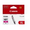 Картридж Canon CLI-481XL M, пурпурный, купить за 1 000руб.