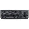 Клавиатура ExeGate LY-404 USB, черная, купить за 405руб.