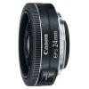 Объектив Canon EF-S 24mm 2.8 STM черный, купить за 12 990руб.