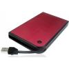 Корпус для жесткого диска AgeStar 3UB2A14 Red, купить за 530руб.