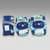 Защита роликовая MaxCity Teddy р. (S), синяя, купить за 620руб.