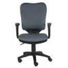 Компьютерное кресло Бюрократ CH-540AXSN/26-25 серое, купить за 4 990руб.