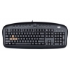 Клавиатуру A4Tech KB-28G USB, черная, купить за 955руб.
