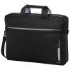 Сумку для ноутбука Hama Marseille Style Notebook Bag 15.6, черно-серая, купить за 1550руб.