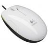 Мышку Logitech LS1 Laser Mouse, Белая, купить за 1015руб.