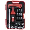 Набор инструментов ZiPOWER PM 5129 (биты и головки), купить за 685руб.