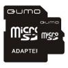 Qumo QM8GMICSDHC4 8Gb (с адаптером), купить за 665руб.