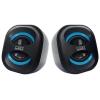 CBR CMS 333, Черно-голубая, купить за 445руб.