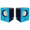 Компьютерная акустика CBR CMS 303, Голубая, купить за 350руб.