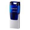 Usb-флешка Apacer AH179 32GB, Синяя, купить за 1 515руб.