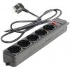 Сетевой фильтр 5bites SP5-B-18, черный, купить за 370руб.