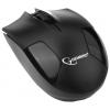 Мышку Gembird MUSW-300 USB, черная, купить за 370руб.