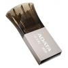 Usb-флешка ADATA UC330 8GB, Серебристо-черная, купить за 835руб.