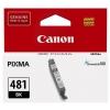 Картридж Canon CLI-481 BK, черный, купить за 825руб.