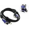 Kvm-переключатель кабель D-Link DKVM-CU (для KVM-переключателя, 1.8 м), черный, купить за 1120руб.