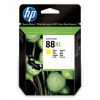 Картридж для принтера HP №88XL C9393AE, желтый, купить за 2940руб.