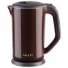 Электрочайник Galaxy GL 0318, коричневый, купить за 950руб.