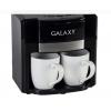 Кофеварка Galaxy GL 0708, черная, купить за 1 420руб.