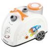 Пароочиститель Centek CT-2373, оранжево-белый, купить за 2 840руб.