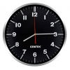 Часы интерьерные Centek СТ-7100, черные, купить за 480руб.