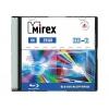 Оптический диск Mirex BD-R 25 Gb, Slim Case (1 шт), купить за 240руб.