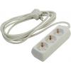Сетевой фильтр Sven Standard PRO 3G-3/3M, белый, купить за 350руб.