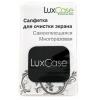 Аксессуар для телефона Luxcase 90101, салфетка для очистки экрана, купить за 240руб.