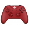 Геймпад Microsoft Xbox One Wireless Controller Color, красный, купить за 3 845руб.